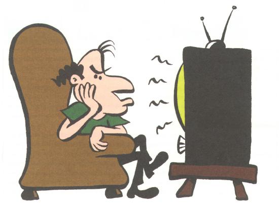 ¿Sabes usar la tele?