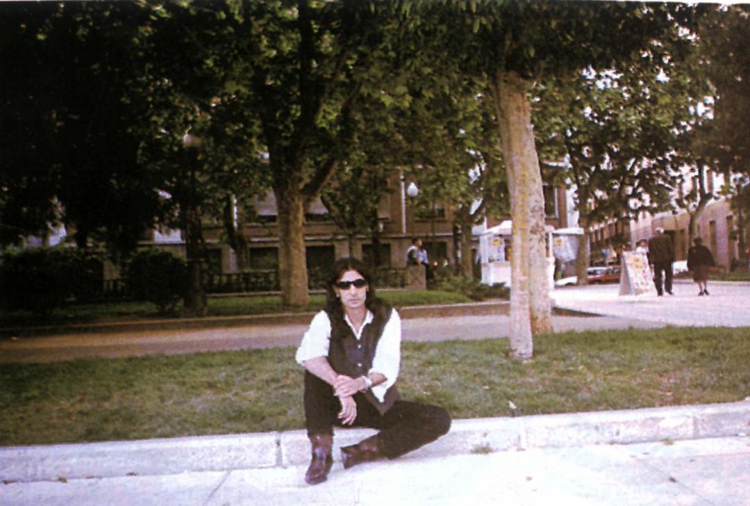 Angel Antonio Herrera, el último romántico