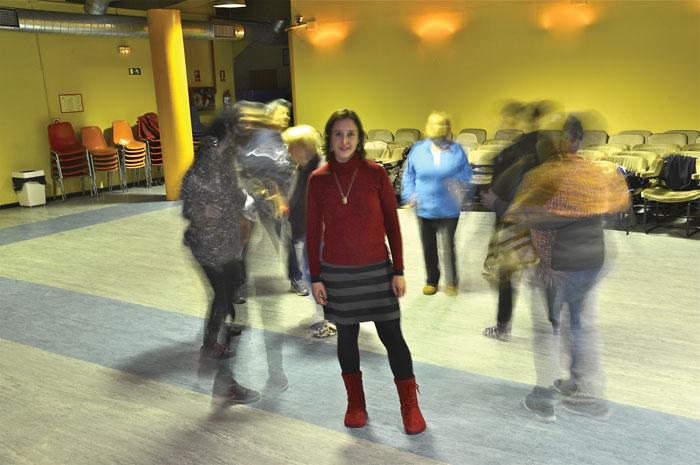 Biodanza, la danza la vida
