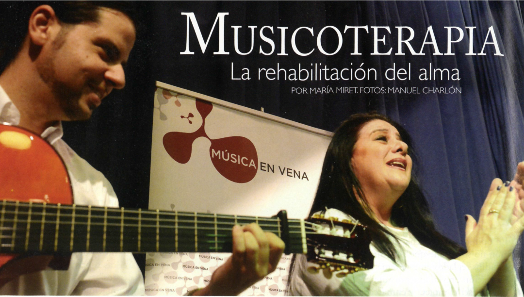 Musicoterapia, la rehabilitación del alma