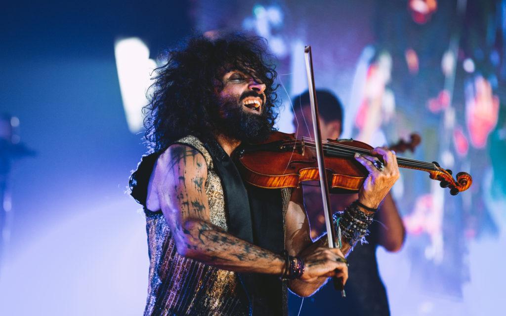 Ara Malikian, un refugiado con un violín