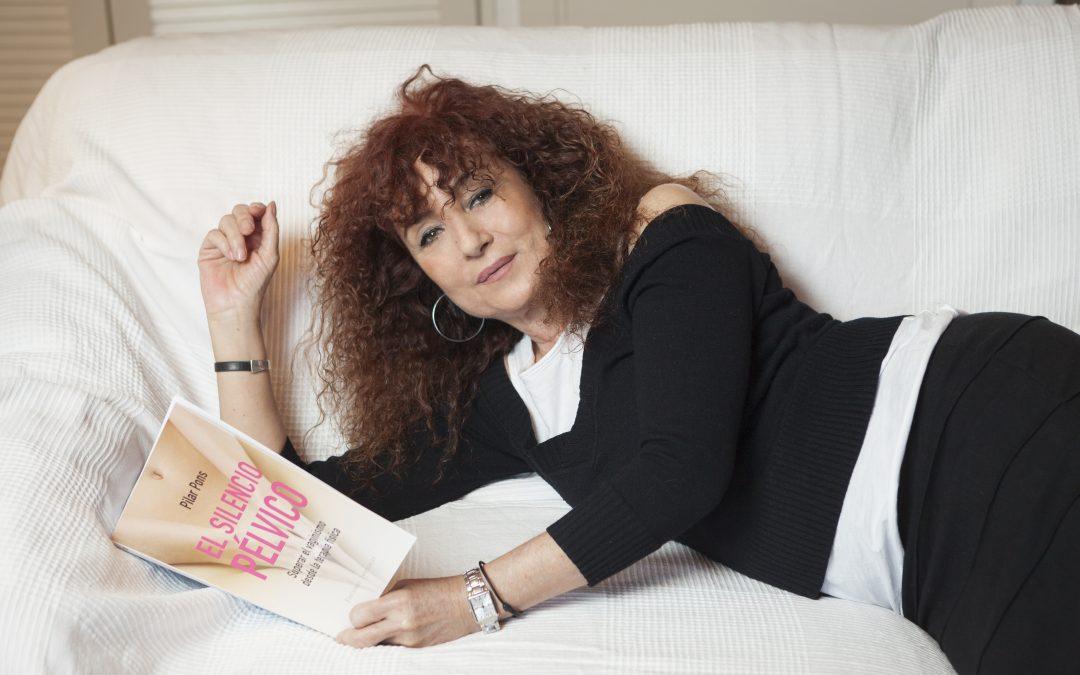 """Pilar Pons: """"Las mujeres están muy perdidas en cuanto a su sexualidad"""""""